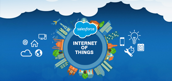 Salesforce's IoT Strategy