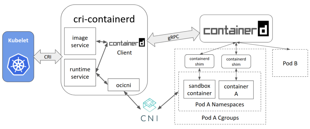 container-d-procedure