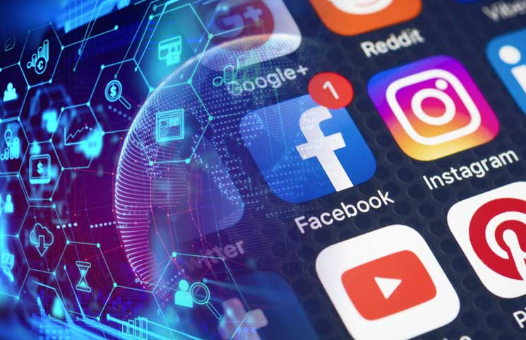 Will social media be the next big industry to be disrupted by blockchain technology