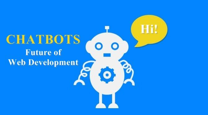 Chatbot future for web development