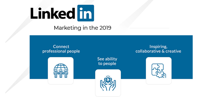 Linkedin marketing in the year 2019