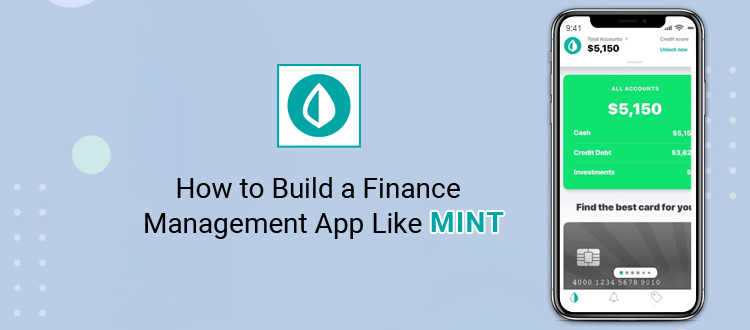 How to build a finance management app like mint