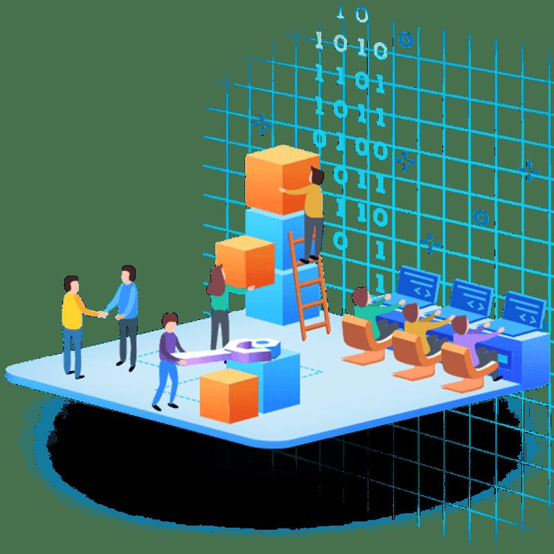 Blockchain top