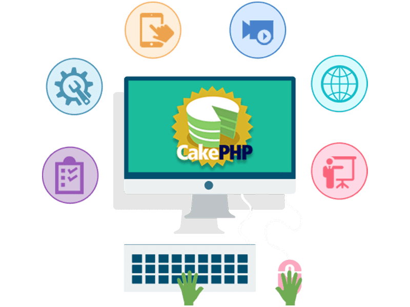 Cakephp top banner