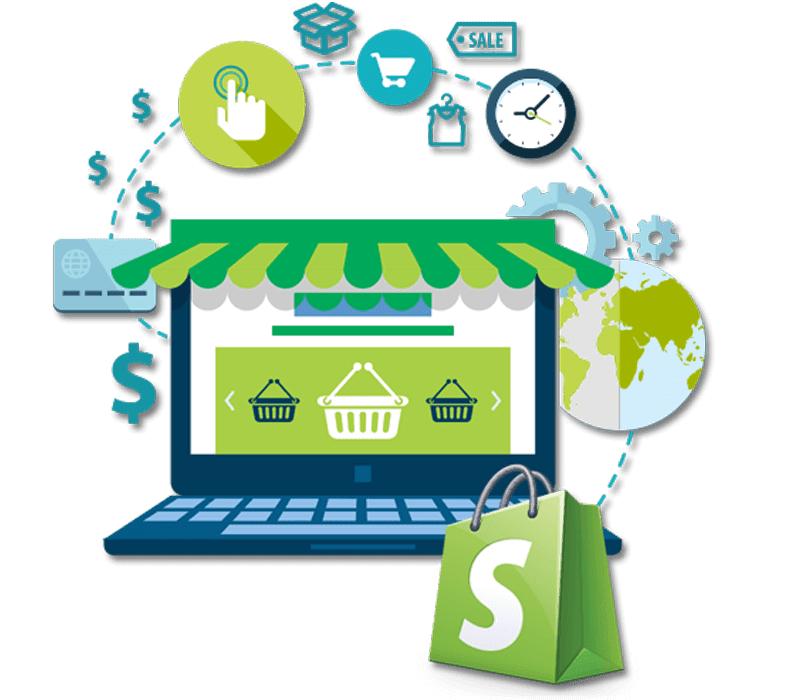 Shopify services png
