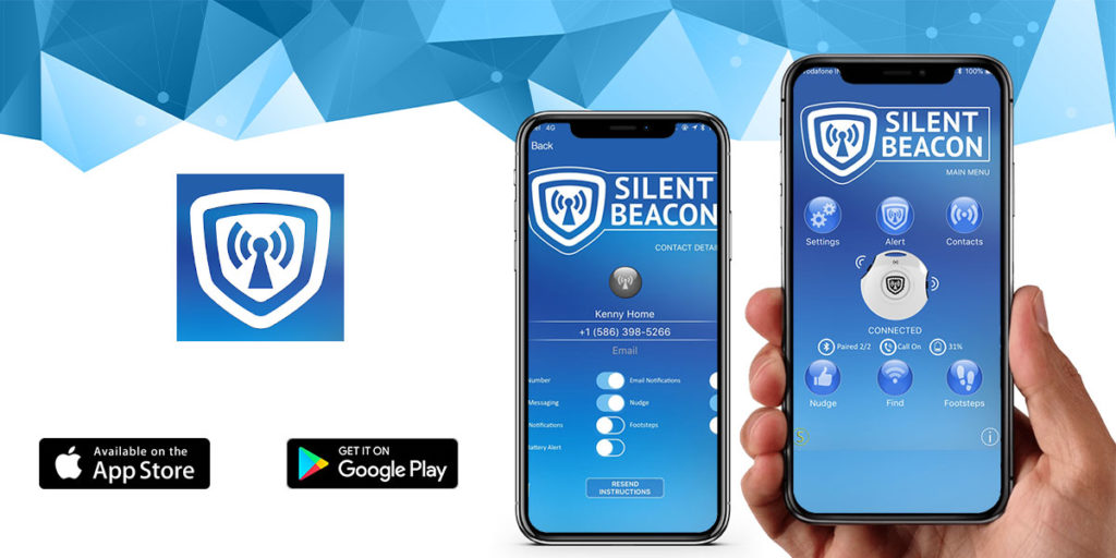 Safety App for Silent Beacon